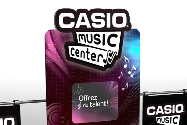 Casio Music Center